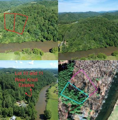 Ashe County Residential Lots & Land For Sale: Tbd Riverside Lane