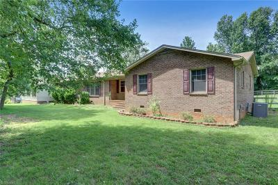 Climax Single Family Home Due Diligence Period: 3389 Wayne White Road