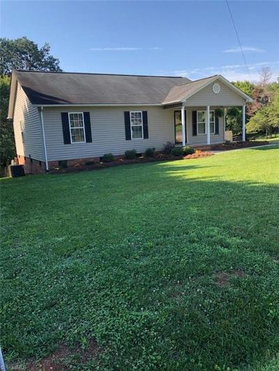 Randleman Single Family Home Due Diligence Period: 102 Back Street