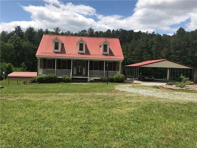 Lexington Single Family Home For Sale: 440 Wapmagudis Lane