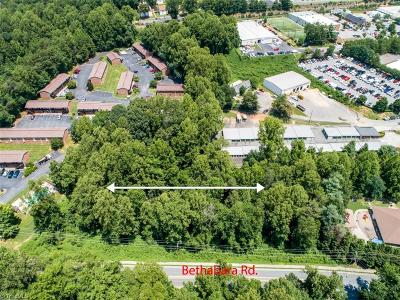 Winston Salem Residential Lots & Land For Sale: 00 Bethabara Road