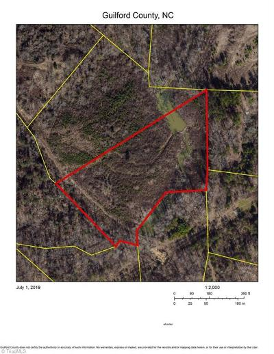 Greensboro Residential Lots & Land For Sale: 4869 Winford Road