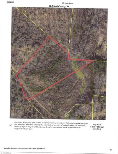 Greensboro Residential Lots & Land For Sale: 4865 Winford Road