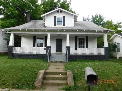 High Point Single Family Home For Sale: 403 Barker Avenue
