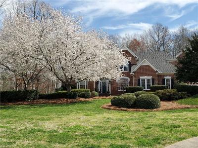Kernersville Single Family Home For Sale: 460 Savannah Lane