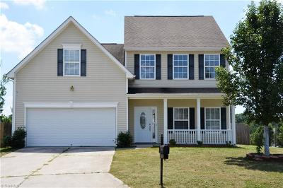High Point Single Family Home Due Diligence Period: 2518 Ingleside Drive