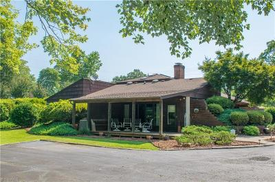 Lewisville Single Family Home For Sale: 8671 Shallowford Road