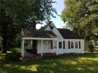 Eden Single Family Home For Sale: 312 Meadow Road