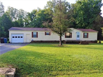 Gibsonville Manufactured Home For Sale: 5506 Sire Crossing Court