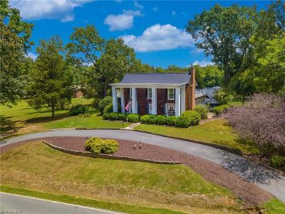 Climax Single Family Home For Sale: 6505 Company Mill Road