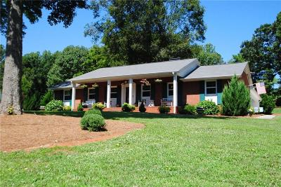 Clemmons Single Family Home For Sale: 4400 Driftwood Drive