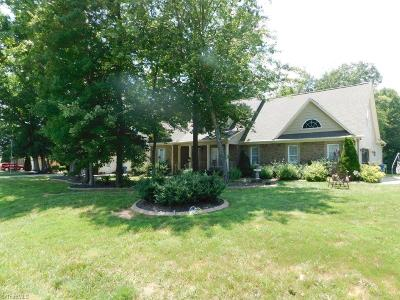 Browns Summit Single Family Home For Sale: 8333 Richardsonwood Road