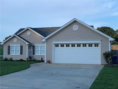 Mocksville Single Family Home Due Diligence Period: 259 Summit Drive