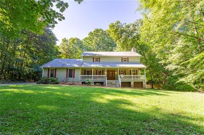 Browns Summit Single Family Home For Sale: 2420 Farm Gate Road
