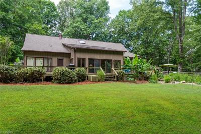 Greensboro Single Family Home For Sale: 7804 High Meadows Road