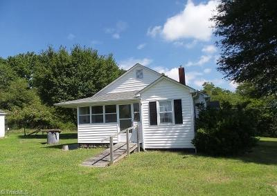 Yadkin County Single Family Home For Auction: 2825-2 Longtown Road