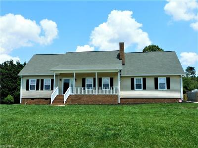 Winston Salem Single Family Home Due Diligence Period: 625 Nottinghill Drive