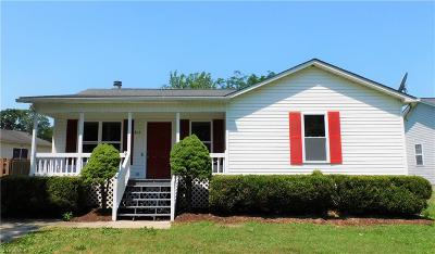 High Point Single Family Home Due Diligence Period: 810 Grand Street