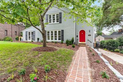 High Point Single Family Home For Sale: 1105 Greenway Drive