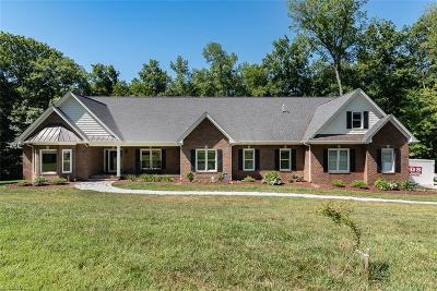 Burlington NC Single Family Home For Sale: $884,900
