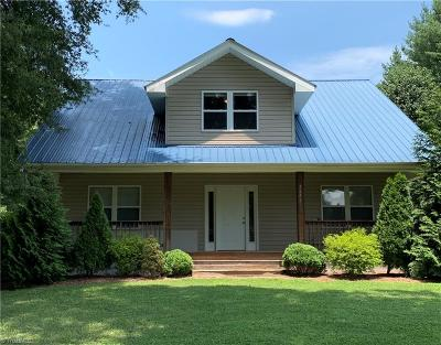 Alexander County Single Family Home For Sale: 1248 Nc Highway 90 W