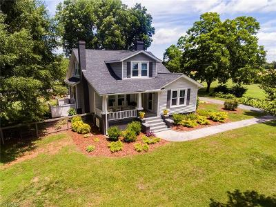 Elon Single Family Home Due Diligence Period: 4609 Whitesell Brothers Road