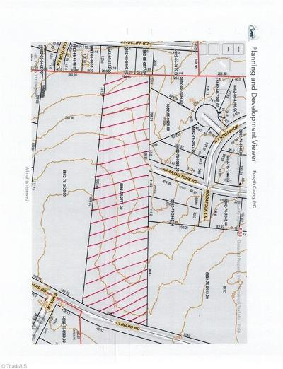 Clemmons Residential Lots & Land For Sale