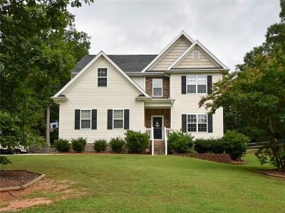 Stokesdale Single Family Home For Sale: 261 Woodsong Drive