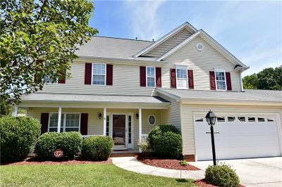 Kernersville Single Family Home For Sale: 5004 Long Mill Court