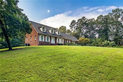Kernersville Single Family Home For Sale: 931 Lake Drive