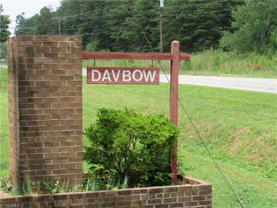 Pfafftown Residential Lots & Land For Sale: Gretchen Avenue