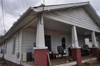 High Point Single Family Home For Sale: 1104 Elm Street