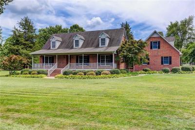 Greensboro Single Family Home For Sale: 5305 Grandover Parkway