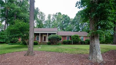 Greensboro NC Single Family Home For Sale: $227,900