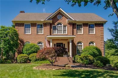 Winston Salem Single Family Home For Sale: 4000 Pemberton Court