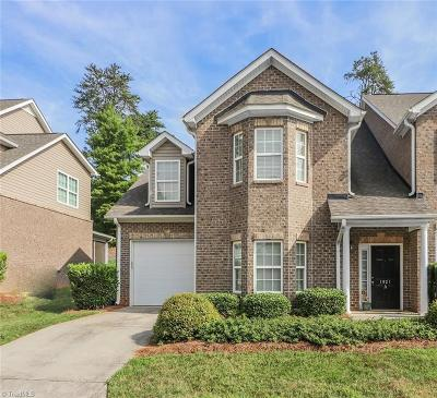 Greensboro Condo/Townhouse Due Diligence Period: 1921 Fleming Road #A