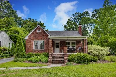 Asheboro NC Single Family Home Due Diligence Period: $149,900