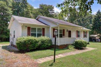 Colfax Single Family Home For Sale: 647 Gray Wilson Road