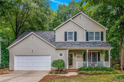 Greensboro Single Family Home For Sale: 2504 Baytree Drive