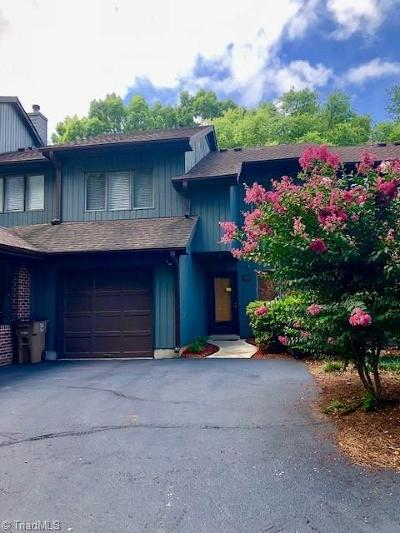 Greensboro NC Condo/Townhouse For Sale: $137,500