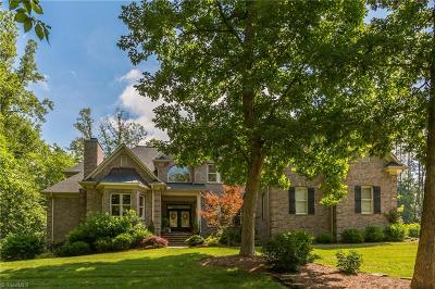 Clemmons Single Family Home For Sale: 219 Ryder Cup Lane