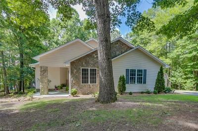 Asheboro Single Family Home Due Diligence Period: 859 Breckenwood Court