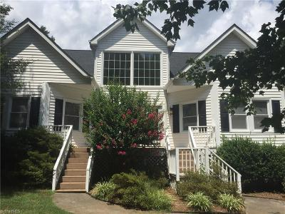 Winston Salem Single Family Home For Sale: 351 Georgetown Road