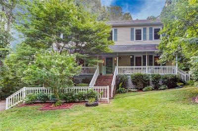 High Point Single Family Home Due Diligence Period: 1618 Lazy Lane