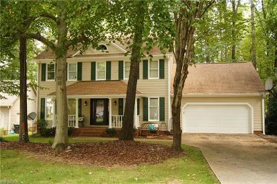 Greensboro NC Single Family Home For Sale: $245,900