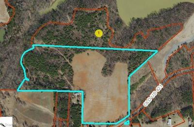 Yadkin County Residential Lots & Land For Sale: 44.94+/- Ac Old Us Highway 421 W