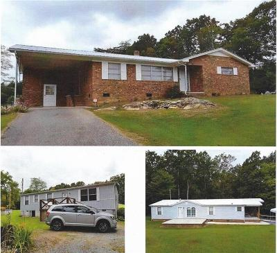 Single Family Home For Sale: 1789,1787,1773 Mamie May Road