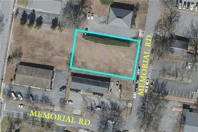 Burlington Residential Lots & Land For Sale: Memorial Drive