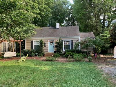 Greensboro Single Family Home Due Diligence Period: 1709 Independence Road