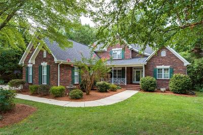 High Point Single Family Home For Sale: 2108 Setliff Drive